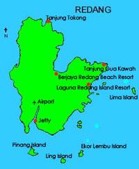 Redang Island Berjaya Air