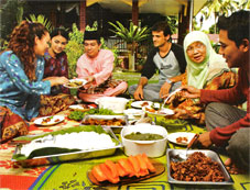 Culture Traditions Amp Cuisine Malaysia Homestay