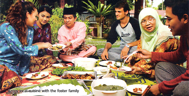 Malaysian hospitality traditions cuisine crafts pastimes farm